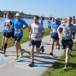 Jüri Jaansoni Kahe Silla jooks - Arno Bester (77), Silver Köster (114), Erki Veeroos (130), Indrek Tikva (563)