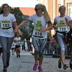 Nike noortejooks - Siret Raudsalu (103), Karin Raudsalu (616), Berit Kiik (720), Krista Kiik (739)
