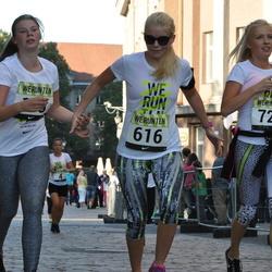 Nike noortejooks - Karin Raudsalu (616), Berit Kiik (720)