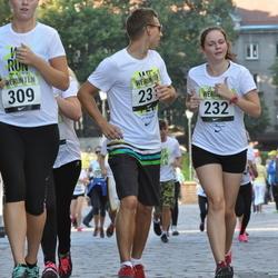 Nike noortejooks - Artjom Ulitin (231), Lisett Lees (232)