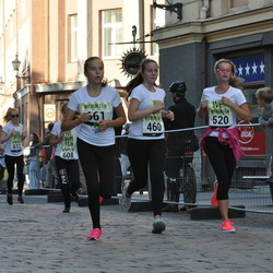 Nike noortejooks - Sandra Puusepp (460), Lisanna Tälli (520), Anna-Liis Tarm-Kriis (661)