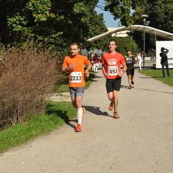 SEB Tallinna Maraton - Andre Petraudze (493), Arno Vaik (2233)