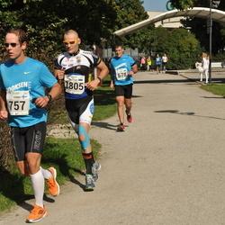 SEB Tallinna Maraton - Arno Sibul (678), Kimmo Karppinen (757), Kristjan Vilipõld (1805)