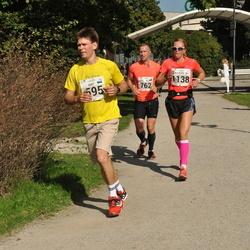 SEB Tallinna Maraton - Gert Kello (595), Ann-Louise Engström (1138)