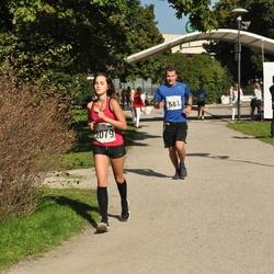 SEB Tallinna Maraton - Jussi Reijonen (681), Birgitti Pilvet (2079)