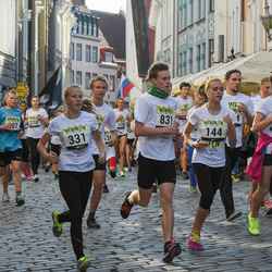 Nike noortejooks - Marit-Brit Tamme (144), Birgit Saliste (331), Toivo Saabas (831)