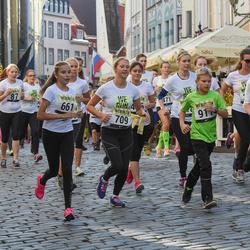 Nike noortejooks - Anna-Liis Tarm-Kriis (661), Marie Naggel (709), Leon Tammel (911)