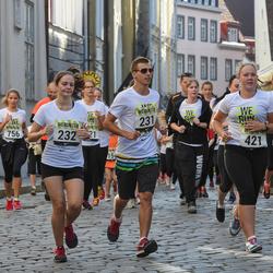 Nike noortejooks - Artjom Ulitin (231), Lisett Lees (232), Sigrid Illipe (421)
