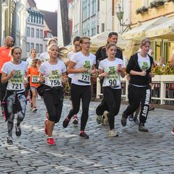 Nike noortejooks - Reelika Sinisalu (90), Sonja-Marie Aaslaid (121), Janne Jõe (721), Brit Vaga (756)