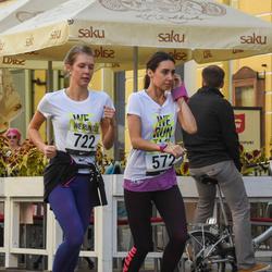 Nike noortejooks - Birgit Tõnts (572), Sandra Tõnts (722)