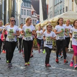 Nike noortejooks - Kaisa Kullamaa (620), Anna Kubia (693), Annela Avarlaid (706)