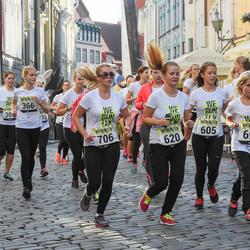 Nike noortejooks - Ksenja Ruzevitš (605), Kaisa Kullamaa (620), Anna Kubia (693), Annela Avarlaid (706)