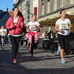 Nike noortejooks - Kristi Aedma (743), Caroly Suits (884)