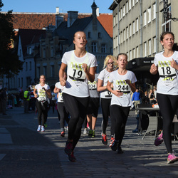Nike noortejooks - Sandra Binsol (18), Triin Pihlapson (19), Andra Piirits (244)