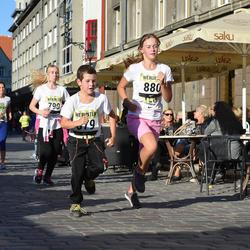Nike noortejooks - Anna Fikrlova (153), Karina Sohhor (790), Maria Jakimova (880)