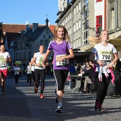 Nike noortejooks - Anna Fikrlova (153), Karina Sohhor (790)