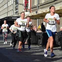 Nike noortejooks - Annie Freimanis (36), Merily Adams (170)