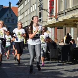Nike noortejooks - Berit Kiik (720), Krista Kiik (739)