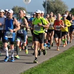 SEB Tallinna Maraton - Benno Ridala (203), Imre Saar (209), Ilmar Raap (227), Harry Tuul (344)