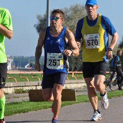 SEB Tallinna Maraton - Andre Abner (251), Janek Ollep (570)