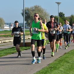 SEB Tallinna Maraton - Peteri Grauen (243), Armin Tänav (857), Vidas Staveckas (1740)
