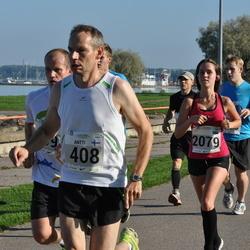 SEB Tallinna Maraton - Antti Pitkänen (408), Birgitti Pilvet (2079)