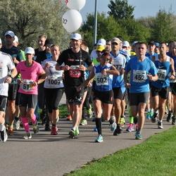 SEB Tallinna Maraton - Marina Järve (51), Meelika Laasma (502), Britt Jaaska (1009)