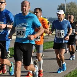 SEB Tallinna Maraton - Aleksandrs Grotus (647), Veiko Murro (1218)