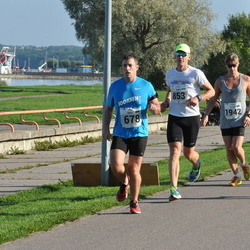 SEB Tallinna Maraton - Arno Sibul (678), Jaanus Treilmann (853), Oliver Kangro (1942)