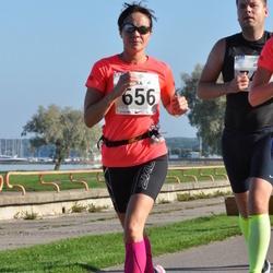 SEB Tallinna Maraton - Annika Lundström-Nygård (656)