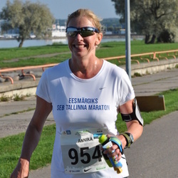 SEB Tallinna Maraton - Annika Veimer (954)