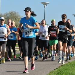 SEB Tallinna Maraton - Caisa-Merili Mõik (834), Mika Penttilä (916), Andrus Rämmann (1090)