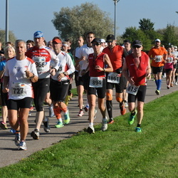 SEB Tallinna Maraton - Karl Siderits (615), Thomas Heinje (727), Susanne Siderits (894), Anderey Sazhin (1861)