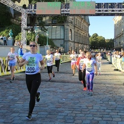 Nike noortejooks - Kristin Petersel (600), Annabel Kiisk (903)