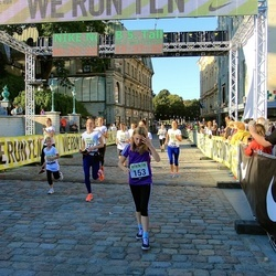 Nike noortejooks - Anna Fikrlova (153), Sandra Tõnts (722)