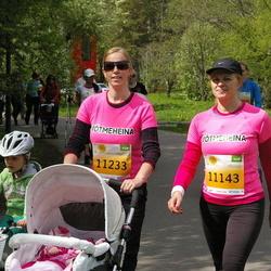 SEB Maijooks - Merike Kaarma (11143), Anneli Vilisoo (11233)