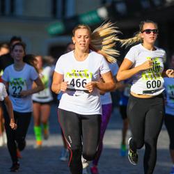 Nike noortejooks - Annika Laar (466), Kristin Petersel (600)