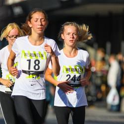 Nike noortejooks - Sandra Binsol (18), Andra Piirits (244)