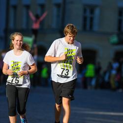 Nike noortejooks - Ermo Helmelaid (73), Aari Helmelaid (75)