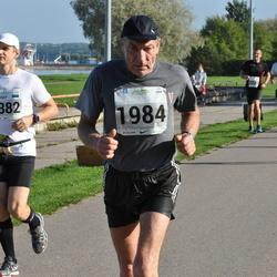 SEB Tallinna Maraton - Joosep Lippus (1382), Aarne Kell (1984)