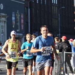 SEB Tallinna Maraton - Andris Leja (228), Eliseev Evgeny (2232)