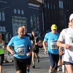 SEB Tallinna Maraton - Aleksandrs Grotus (647), Raigo Treimut (705)