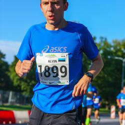 SEB Tallinna Maraton - Alvin Vann (1899)