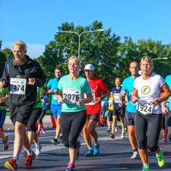 SEB Tallinna Maraton - Raili Rüütel (1924), Maris Aagver (2076)