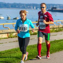 SEB Tallinna Maraton - Leena Särkelä (1110), Artis Drezinš (2030)