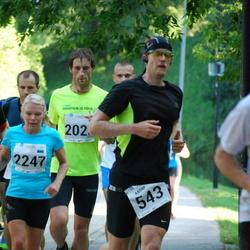 SEB Tallinna Maraton - Aarne Vasarik (543), Tarja Suutari (2247)
