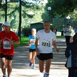 SEB Tallinna Maraton - Bruno Münter (1505), Ott Rootare (2212)
