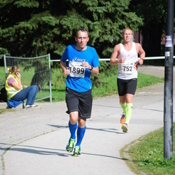 SEB Tallinna Maraton - Andres Hellerma (752), Alvin Vann (1899)