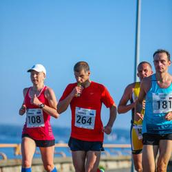 SEB Tallinna Maraton - Annika Vaher (108), Andres Ramst (264)