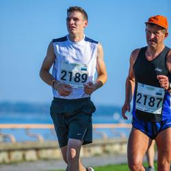 SEB Tallinna Maraton - Artsemi Kalahryu (2189)